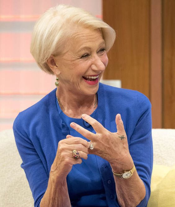dame helen mirren through the years galleries actresses and fashion. Black Bedroom Furniture Sets. Home Design Ideas