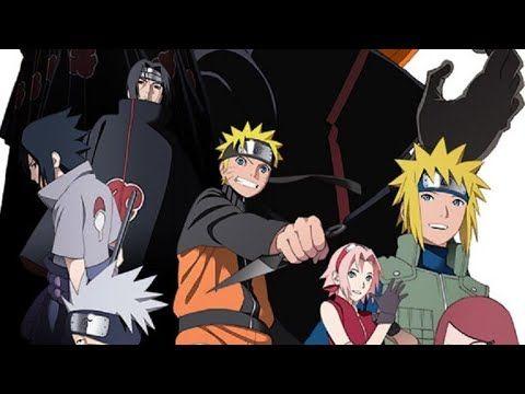 Naruto Road To Ninja Film Complet Vf Anime Naruto The Movie Naruto