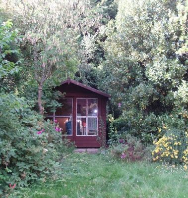 The1930s house: Sneak preview of my summerhouse, revamped shed, writer's refuge... BEFORE PHOTO