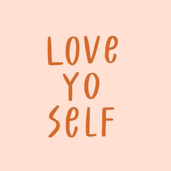 If you can't love yourself,you can't love anyone else!!LOVE YOURSELF,YOU ARE AMAZING IN YOU'RE OWN WAY
