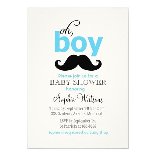 "This is a blue baby shower with an illustration of a mustache. It's a cute and funny way to announce that you are having a baby boy.   <div style=""text-align:center;line-height:150%""> <a href=""http://www.zazzle.com/its_a_boy_mustache_baby_shower_maternity_t_shirt-235094748594757069?rf=238050465743967284""> <img src=""http://rlv.zcache.com/its_a_boy_mustache_baby_shower_maternity_t_shirt-rb63b7e2ded3b40c7ab255054d44a8f6a_8n220_325.jpg?bg=0xffffff"" alt=""It's a Boy Mustache Baby Shower ..."