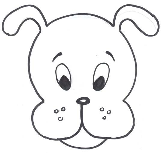 dog mask template for kids hd dog mask 536 507 pixels cny pinterest