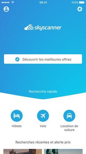 Vols pas cher | Comparateur de vols gratuit sur www.skyscanner.net
