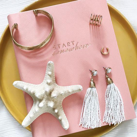 Tassel Earrings are made for summer!: