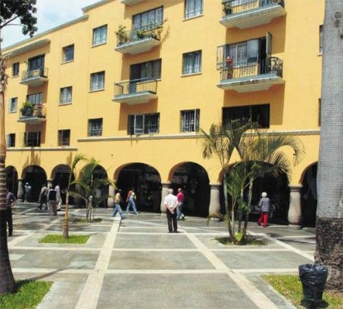 Bloques residencial el silencio centro de Caracas
