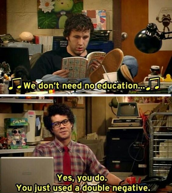 Moss! IT Crowd ladies and gents :p