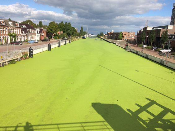 Eemskanaal in Groningen