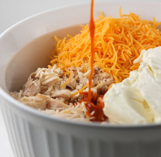 Appetizer recipes using canned chicken