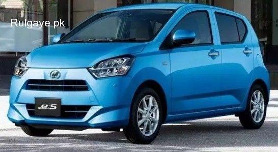 Daihatsu Mira 2018 On Monthly Insallment Daihatsu New Cars Mira