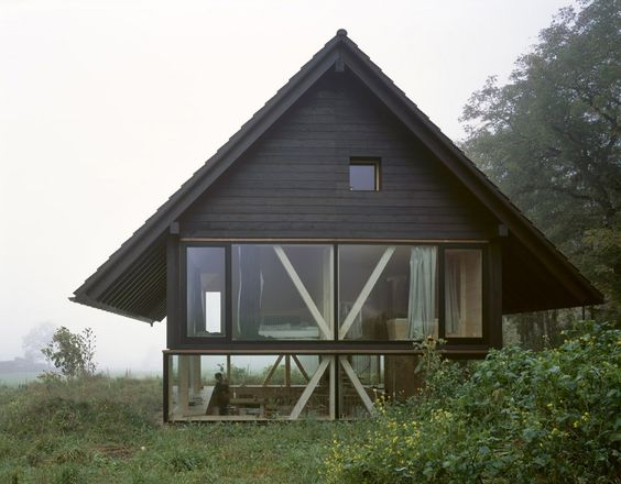 House in Balsthal / PASCAL FLAMMER