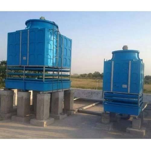 Square And Rectangular Cooling Tower Tower Tech Cooling Tower