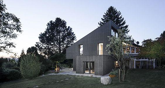Umbau eines Einfamilienhauses in Badenweiler | Frank Heinz, Freier Architekt