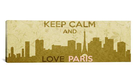 And Love Paris