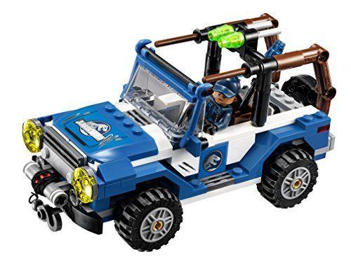 Jurassic Park Auto Spielzeug