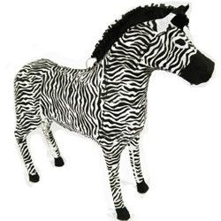Some Zebras are more fashionable within the herd. I imagine.