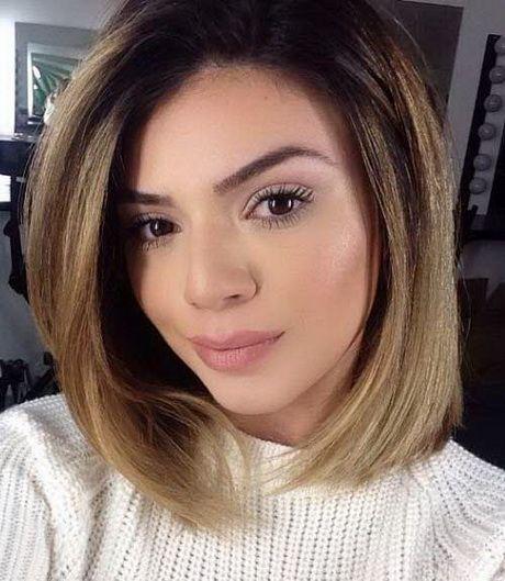 coupes de cheveux à la mode 2016 , Coiffures élégantes et modernes