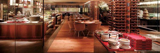 Great Restaurants In Singapore Grand Hyatt Singapore Buffet Restaurant