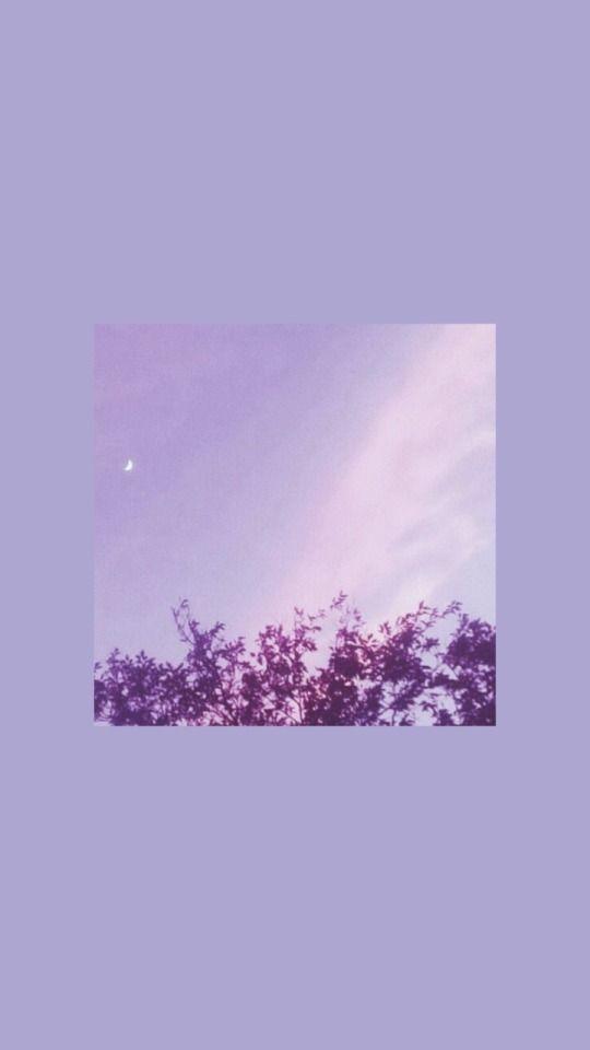 Aesthetic Pastel Purple Wallpaper Iphone In 2020 Purple