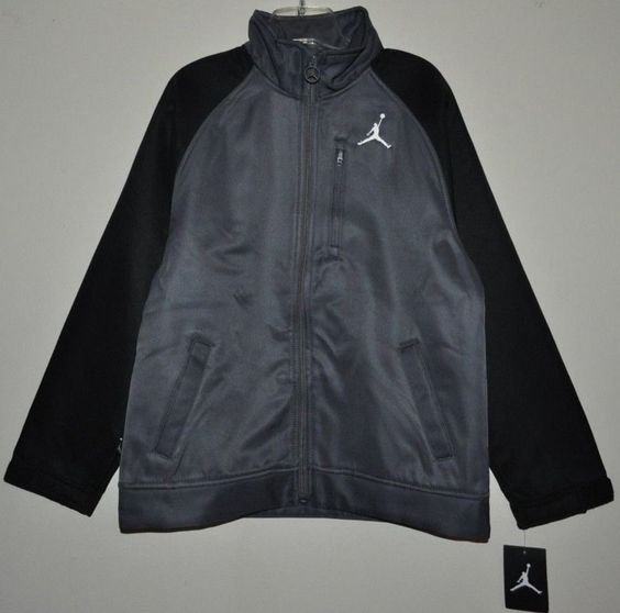 nike air jordan kids jackets