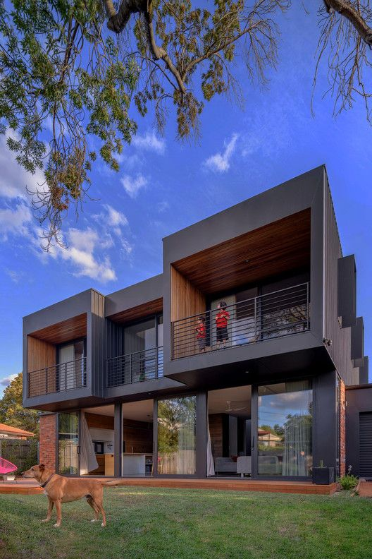 Gallery Of Ab House Bwa 13 In 2020 House Modern House House Styles