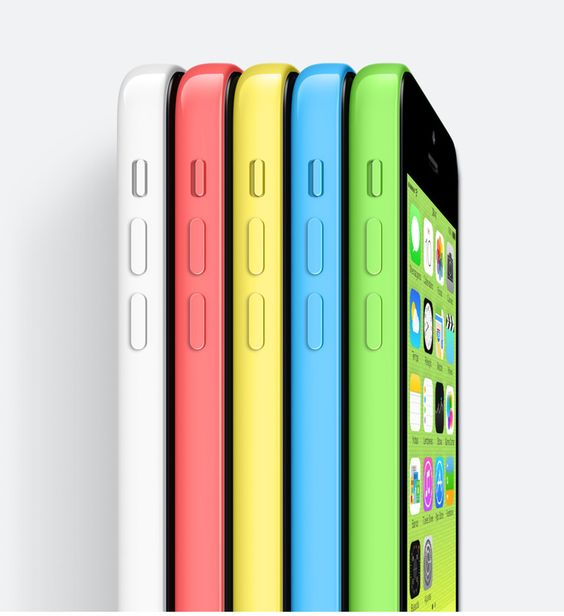 Apple - iPhone 5c - Características