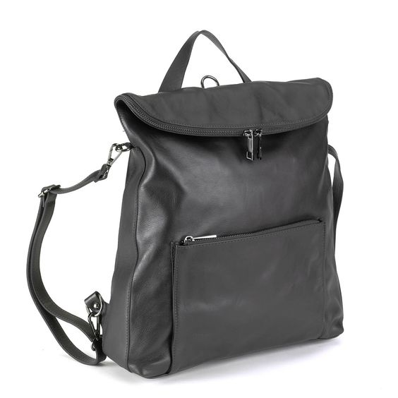 "Corecode Handbag Collection Genuine Italian Calfskin ""Sauvage"" treated leather backpack.  http://www.core-code.com/product/bp-u001-blk/ [$280.00]  #backpack  #backpackbag  #multihandbag  #leatherbackpack #leatherhandbag #italianleatherhandbag #italianleatherbackpack #handbag  #genuineitaliancalfskin  #calfskin  #sauvagefinished"