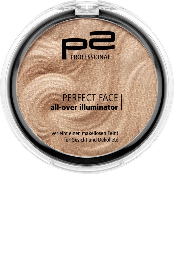 Highlighter perfect face all-over illuminator