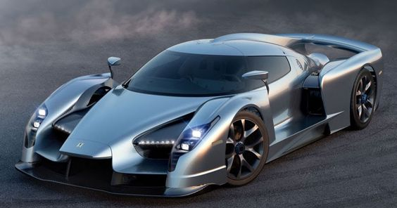 Glickenhaus' Road-Legal SCG 003 To Be Sold In The U.S. As A Kit Car #James_Glickenhaus #Racing