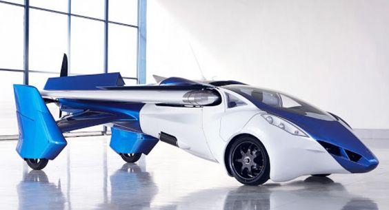 Летающие автомобили становятся все реальнее О летающих автомобилях люди мечтают ...