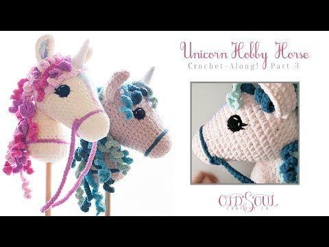 Fashion Pattern Unicorn Plush Toys Crochet Doll Baby Amigurumi ... | 360x480