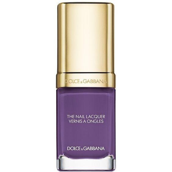Dolce&Gabbana Beauty 'The Nail Lacquer' Liquid Nail Lacquer ❤ liked on Polyvore featuring beauty products, nail care and nail polish