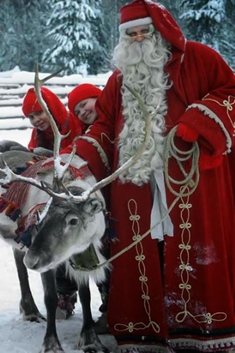 Beautiful Santa Photo: