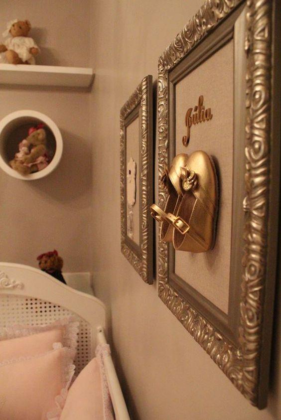 Decor Salteado - Blog de Decoração e Arquitetura : Quarto de bebê menina decorado com ursinhos e cor rosa - lindo!: