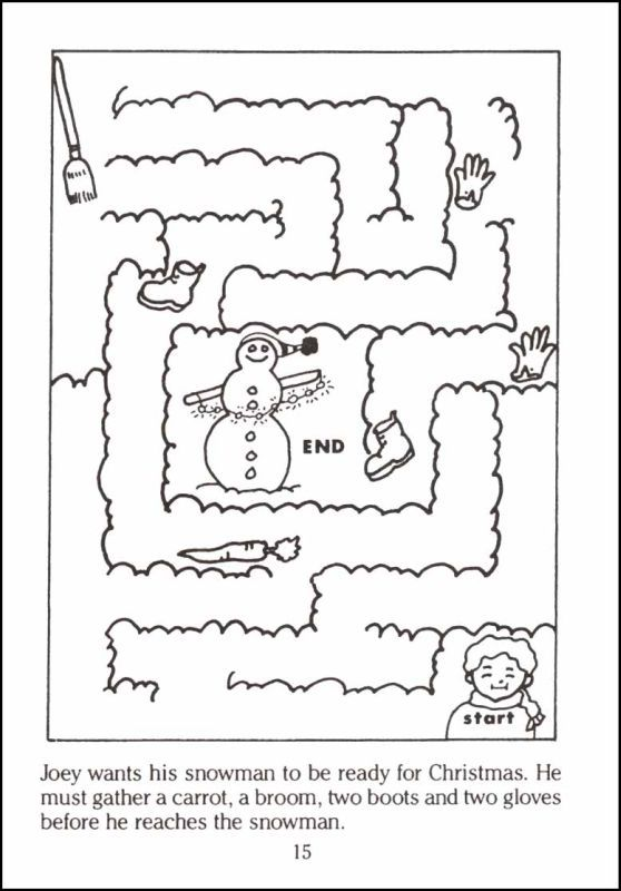 Christmas Mazes Best Coloring Pages For Kids Christmas Maze Coloring Pages Christmas Coloring Pages