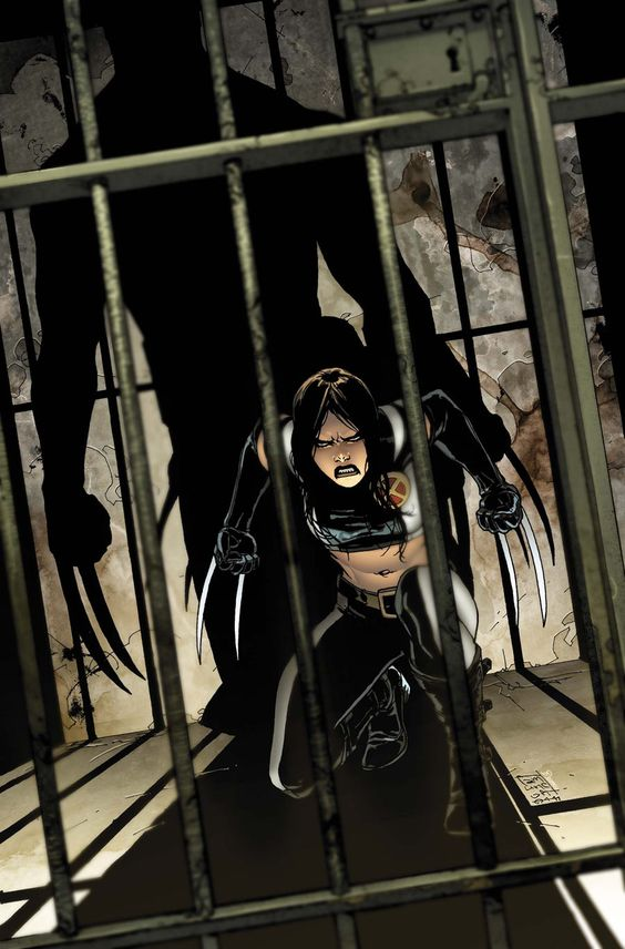 Dark Wolverine #09 - X-23 vs Daken by Giuseppe Camuncoli ... X 23 Daken