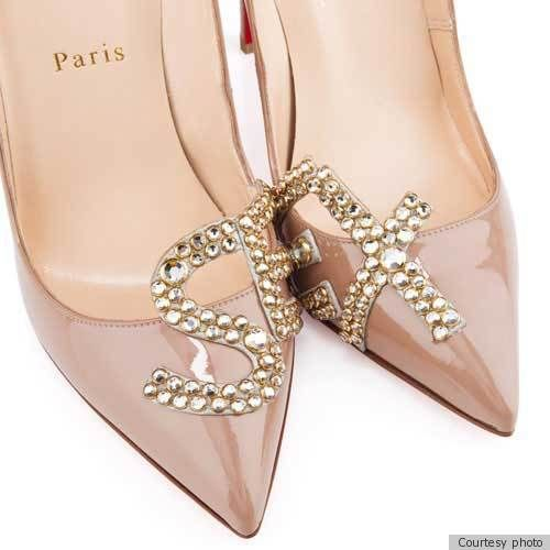 """Sex"" Louboutin Shoes"