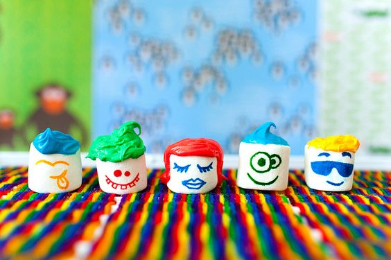 marshmallows by colormekatie, via Flickr