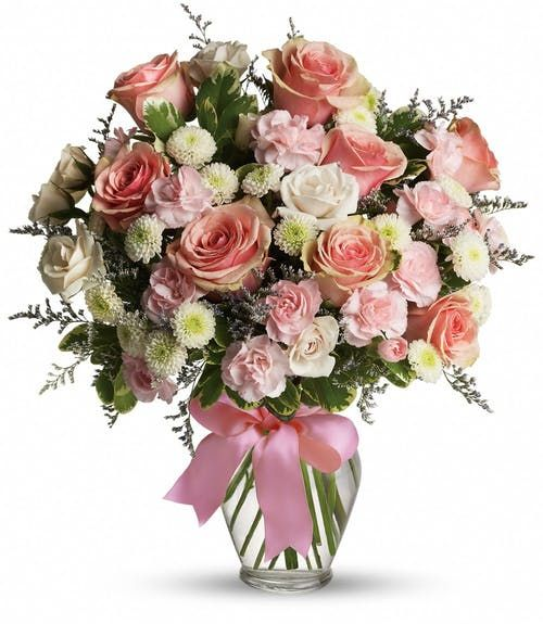 Cotton Candy Get Well Flowers Flower Arrangements Flower Delivery