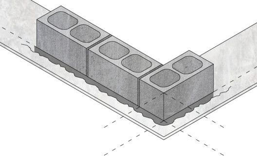 Gallery Of Concrete Blocks In Architecture How To Build With This Modular And Low Cost Material 23 Concrete Blocks Concrete Textured Walls