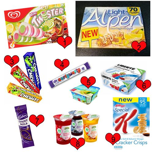 Syns Treats Slimming World Pinterest World Foodies And Snacks