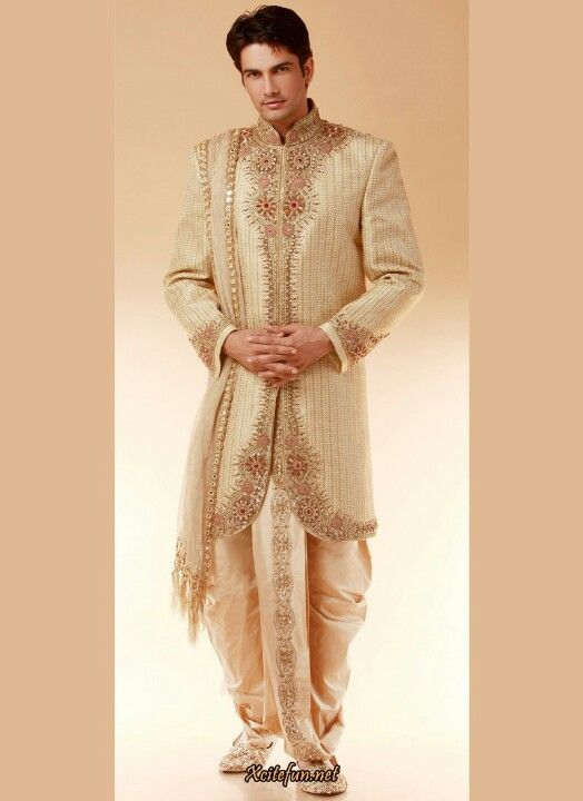 Dhoti Kurta Wedding Outfits Pinterest