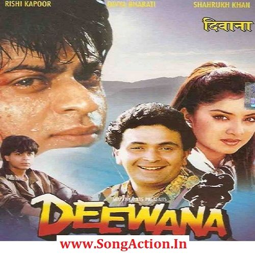Deewana 1992 Mp3 Songs Download Www Songaction In Bollywood Movie Songs Hindi Movies Movies To Watch Online
