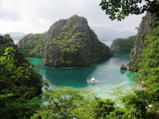 Coron is a Philippine municipality in the province of Palawan