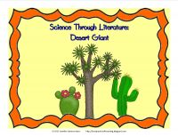Science Through Literature: Desert Giant