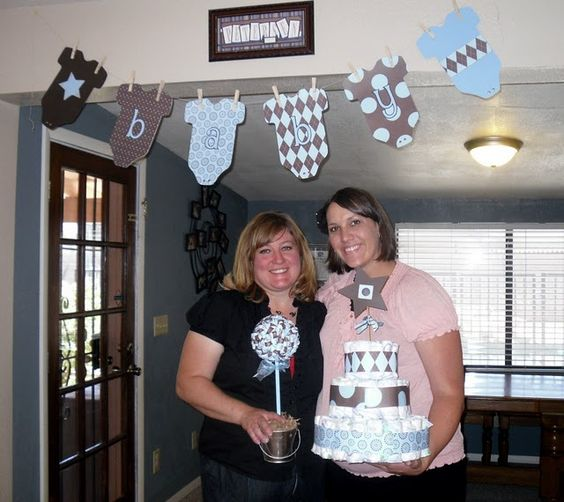 Baby Shower Decor Ideas- LOVE IT