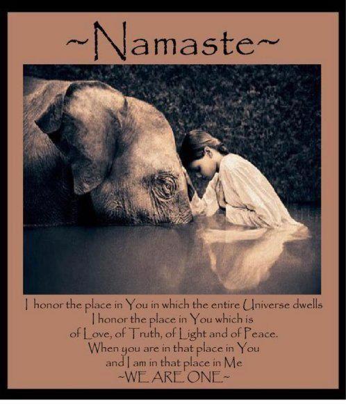Namaste: