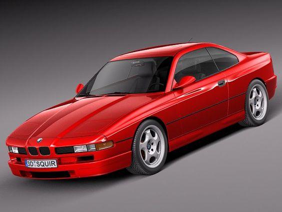 Bmw e31 850csi 19921996   Automotive   Pinterest   BMW