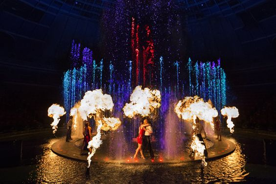 Water, Fire, and more has been added into Le Rêve - The Dream 10 year anniversary show at Wynn Las Vegas!    http://www.bestofvegas.com/articles/le-reve-the-dream-anniversary-new-installment-wynn-las-vegas/