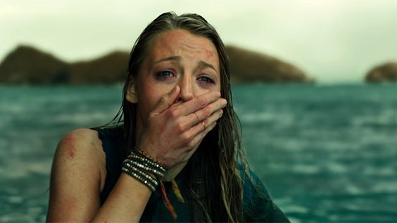 Blake Lively does battle with a shark in the full trailer for 'The Shallows'