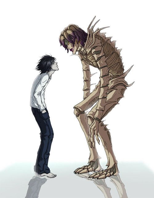 l lawliet | Tumblr- I've always wondered, is Lawliet his ...